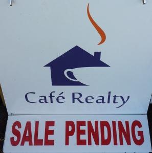 cafe sold